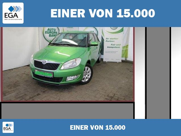 Skoda Fabia 1.4 Ambition CLIMATIC*ALU*RCD-AUX*SUNSET