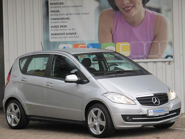 Mercedes-Benz A 160 LEDERLENKRAD / AUDIO 20 CD / NEBELSCHEINW