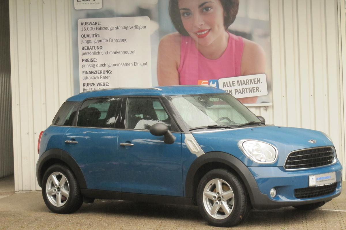 MINI One D Countryman  KLIMA ALU CD PDC